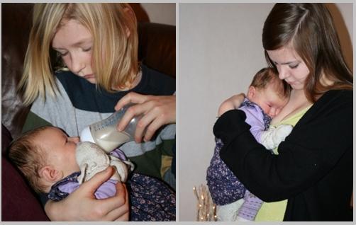 Jonas, Malin og søskenbarnet