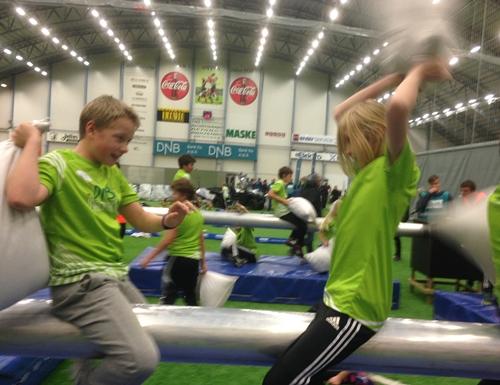 Barnas idrettsdag