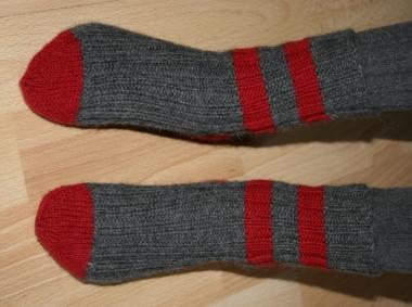 sokkersterk
